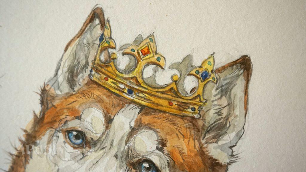 Картинката не може да има празен alt атрибут; името на файла е k-king-karo-apash-dog-kingdom-anelia-pashova-apash-illustration-1-1024x575.jpg